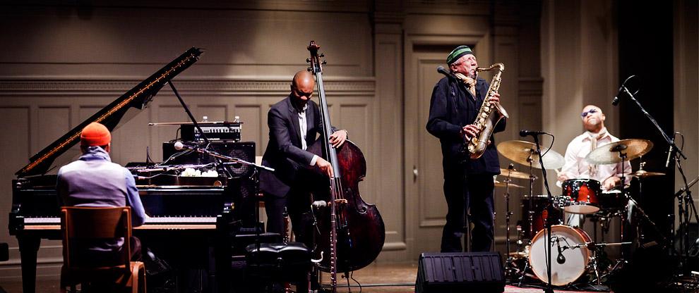Charles Lloyd Quartet Love In